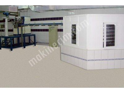 25 Ton/gün Full Otomatik Küp Şeker Makinası