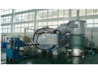 Satılık Sıfır Alüminyum Vakum Brazing Fırını 600*600*1200mm Fiyatları Bursa vakum fırınları, vakum alüminyum brazing, alüminyum kaynak, vakum kaynak