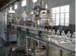 Paslanmaz Yağ Su Süt Dolum Makinesi Ayran Kapatma Etıketleme