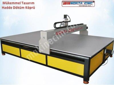 Satılık Sıfır 3 Eksen CNC Router 2100x2800mm. NX714-Pro (NOKTA CNC) Fiyatları İstanbul CNC ROUTER, AHŞAP CNC, AHŞAP İŞLEME CNC, 2. EL CNC ROUTER, MERMER CNC, CNC