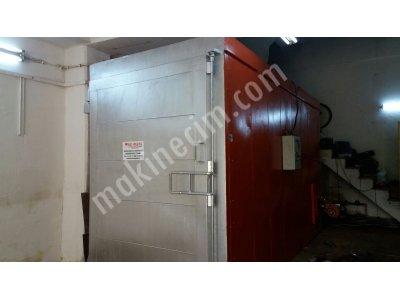 Satılık 2. El Toz boya fırını Fiyatları Antalya Toz boya fırını kabin tabanca