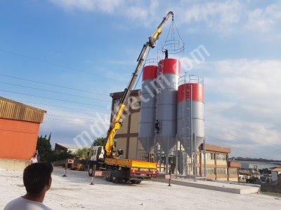 Satılık Sıfır silo (kum ve çimento için) Fiyatları İstanbul silo,kum silosu,çimento silosu