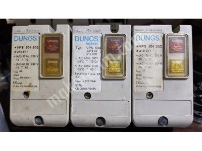 Dungs Gaz Kaçak Kontrol Cihazı