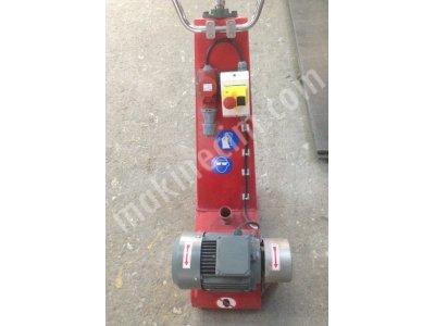 Seyyar Taraklama Makinası (Mermer,seramik,beton Taraklama Makinası