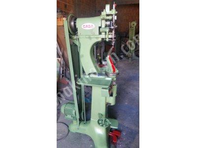 Sıfır Gibi ..sıfır Ayarında  Saba  Marka Ayakkabı  Dikiş Makinesi (Fora Zincir Sistem) 2300  Tl
