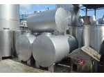 Paslanmaz Ürün Depolama Tankı Krom Çelik 304 Kalite Tanklar
