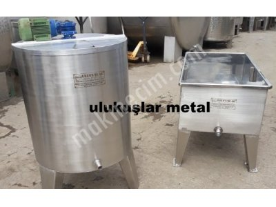 Paslanmaz Süt Kaynatma Makineleri 100 Litre 200 Lt 300 Lt 500 Lt Elektirikli Pişirme Makineleri