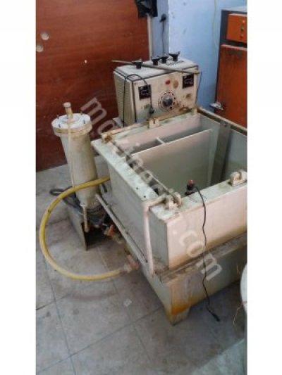 Satılık 2. El elektrolak sistemi Fiyatları İstanbul Lak kaplama,  elektroforetik,  fırın,  Ultrafiltre