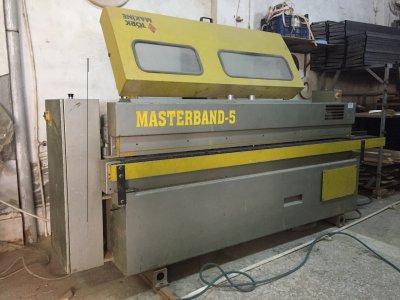 Satılık 2. El Törk Makine Masterband 5 Kenar Bantlama Makinesi Fiyatları Bursa Törk Makine Masterband 5 Kenar Bantlama Makinesi Radyuslu-Düz Kenar Kenar Bandı Kalınlığı