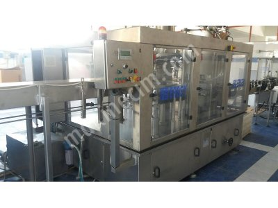 Second Hand Water Filling Packing Line 6000 Hours