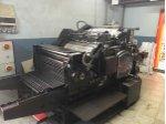 Heildelberg 56X77 Kazanlı Kesim Makinası