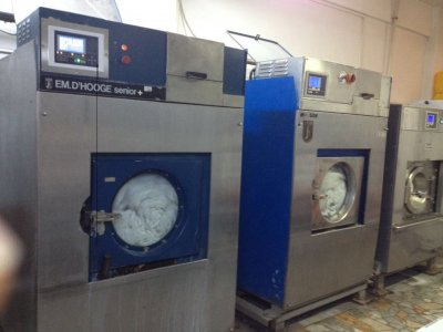 Çamaşırhane Ekipmanları & Tekstil Yıkama Ekipmanları Alınır Ve Satılır