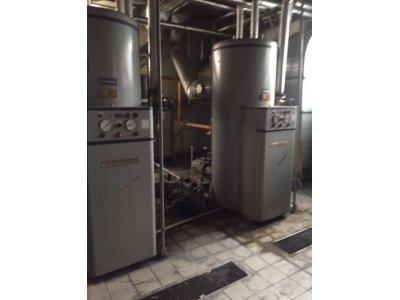 Certuss Buhar Jeneratörü & Buhar Kazanı 750 Kg - 1000 Kg - 1500 Kg
