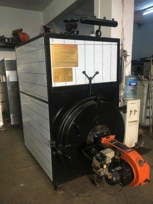 Üniversal Buhar Jeneratörü & Buhar Kazanı 500 Kg/h