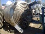 Paslanmaz Çelik KİMYASAL REAKTÖRLER 2. EL VE SIFIR IMALAT