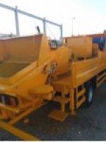 Araç Üzeri Sabit Beton Pompası
