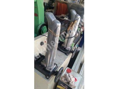 Çiftli Bot Koncu Ütüleme Ve Genişletme  Makinesi Sıfır Gibi==1250  Tl