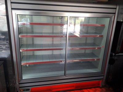 Satılık 2. El 2 Metre Sıfır Sütlük Dolabı Fiyatları İstanbul sütlük dolabı  market dolabı şarküteri dolabı
