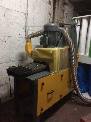 Satılık İkinci El Kompozit Ahşap Ve Metal Parça Yüzey Taşlama Makinası Fiyatları Bursa taşlama makinası, kalınlık makinası, kalibre zımpara makinası