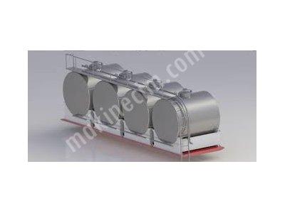 Araç Üstü Süt Ve Su Tankları