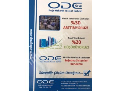 Satılık Sıfır Plastik Enjeksiyon Kalıp Soğutma Chiller Tesisat Kurulumu ve Otomasyon Garantili Fiyatları İstanbul Plastik Enjeksiyon Soğutma Tesisatı,Yağ Soğutma Tesisatı,Kalıp Soğutma Tesisatı,Chiller tesisatı,Soğutma Kule Tesisatı