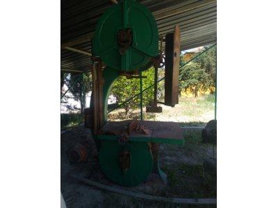 Satılık İkinci El 80 Lik Hizar, Dik Freze Ve Motorlu Hava Kompresör Tankı Fiyatları Burdur ağaç işleme makinası