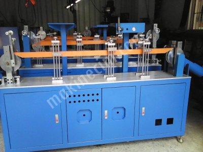 Satılık Sıfır İndüksiyon ısıtma ile Kilitli Civata Üretim Makinaları Fiyatları İstanbul civata kilitleme, kilitli civata üretimi