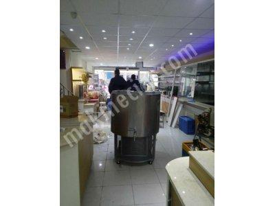 Satılık Sıfır Süt Soğutma Ve Depolama Tankı 200 litre KDV dahil Fiyatları Konya süt soğutma tankı, süt soğutma ve depolama tankı, soğutma tankı