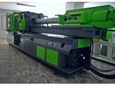 Satılık 2. El Krauss Maffei 350 Ton Plastik Enjeksiyon Makinası Fiyatları  enjeksiyon