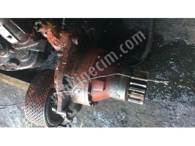 Satılık 2. El Lastikli eskavatör çıkma yedek parçaları Fiyatları Tokat O&K mh6 eskavatör, lastikli eskavatör parça çıkma yedek parçalar