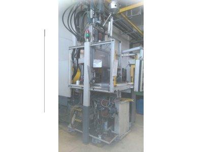 Satılık 2. El Satılık Demag Dik Enjeksiyon Makinası Fiyatları  demag 80 ton dik enj