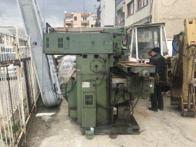 Satılık İkinci El Rus Malı 4 Numara Kalıpçı Frezesi Fiyatları Ankara Freze