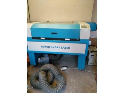 Satılık 2. El Lazer Kesim Makines Fiyatları  Lazer kesim