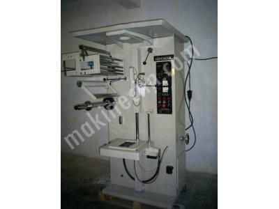Satılık 2. El Cips paketleme makinası Fiyatları İstanbul Cips paketleme makinası