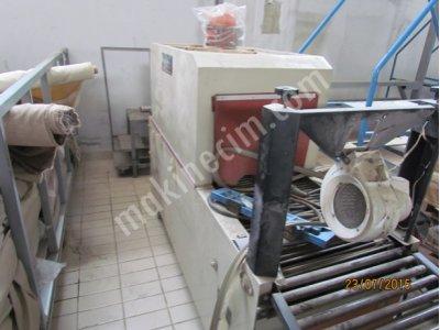 Satılık 2. El Polietilen Shrink Makinesi Fiyatları Kütahya Polietilen shrink makinesi ,kalin film makinesi ,grup ambalajlama,shrink,