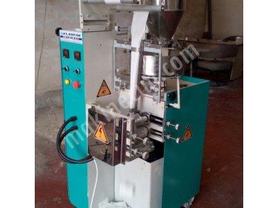 Satılık İkinci El Bitki çayı paketleme  makinası Fiyatları Gaziantep Bitki çayı paketleme makinesi