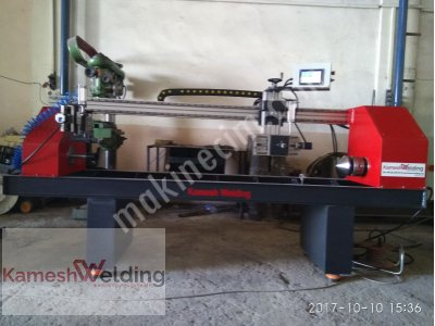Hydraulic Lift Welding Machines