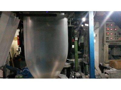 Satılık 2. El Granül Poşet Makinası Fiyatları İstanbul poşet,makina,makine,çöp poşeti,atlet poşeti