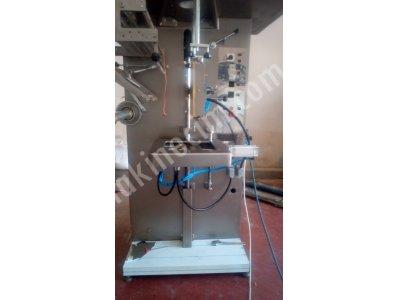 Satılık 2. El Tuz Paketleme Makinesi Fiyatları Gaziantep Tuz dolum makinası