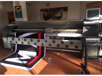 Satılık İkinci El Çok Temiz Faal Challanger Seiko Spt510 320 Dijital Baskı Makinası Fiyatları İstanbul Dijital baskı challenger 320