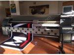 Çok Temiz Faal Challanger Seiko Spt510 320 Dijital Baskı Makinası