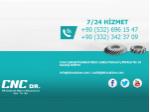 Cnc Tüplü Tezgahlar İçin Lcd Ekran Sistemleri