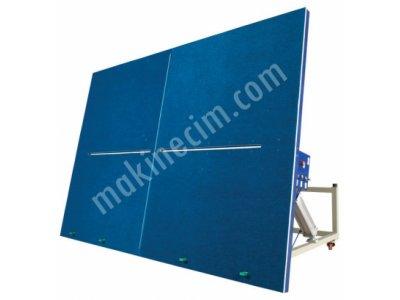 Ccm 2300X3300 Manuel Cam Kesim Masası ( Hava Yastıklı - Kırma Kollu - Yatar Kalkar )