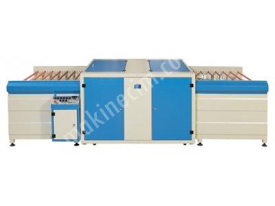 Satılık Sıfır CCM Yatık Cam Yıkama Makineleri Fiyatları Eskişehir Yatık Cam Yıkama Makinesi - Horizontal Glass Washing Machine - Satılık Cam Yıkama Makinesi