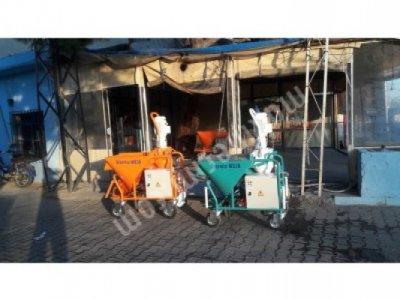 Satılık Sıfır Starmix Ms38 Duble Fiyatları Trabzon Alçı sıva makinası