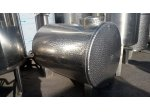 Paslanmaz 2 Tonluk Krom Çelik Depolama Tankı 304 Kalite