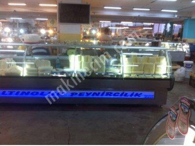 Satılık Sıfır ŞARKÜTERİ BUZ DOLABI 5512314500 Fiyatları İstanbul ŞARKÜTERİ BUZ DOLABI