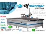 Yatak Üretim Makinaları Otomatik Yatak Kenar Kapama Makinası