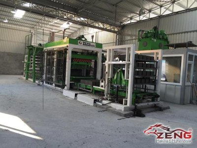18 Li Bims Uretim Makinası Full Otomatik