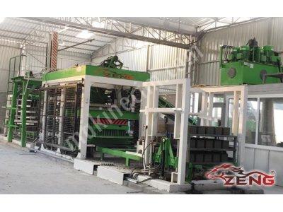 Satılık Sıfır Briket Makinesi - Z-BM 18 PLUS 18'li Fiyatları İstanbul Briket Makinesi , bims makinesi , briket makinası